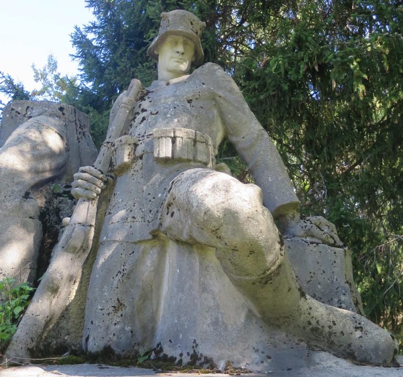 Relief-ak 1900 StäRkung Von Sehnen Und Knochen Denkmal Kaiser Franz I Ak Wien I